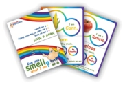 Scratch and Sniff Learning Cards for Kids