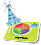 MyPlate Birthday