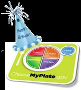 MyPlate Birthday