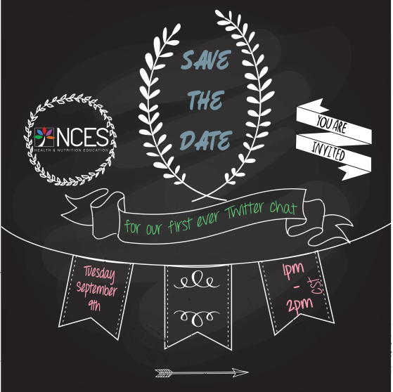 NCES Diabetes Twitter Chat Save the Date
