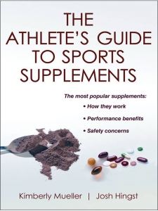 NCES CEU Athletes guide to sports supplements
